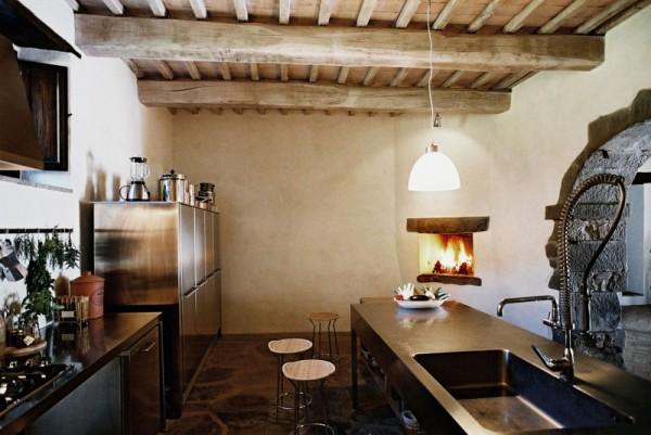 Progetto arredo il rustico in stile contemporaneo con Cassina - AD Dal Pozzo.jpg